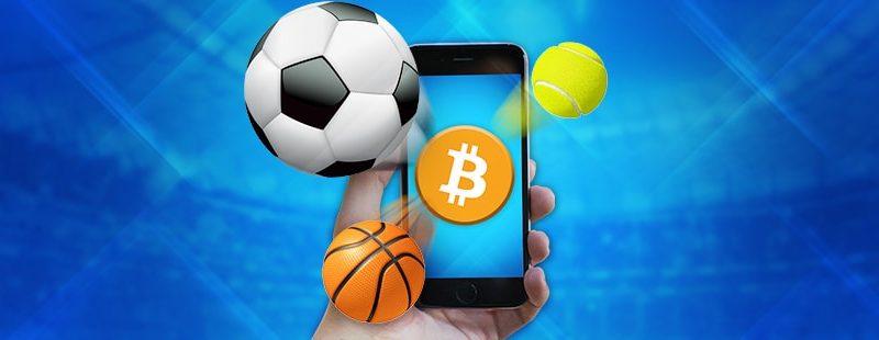 bitcoin sports betting app
